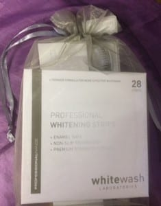 Whitewash Teeth Whitening Bag